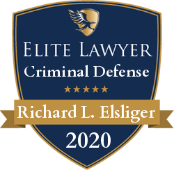 Elite Lawyer Richard L. Elsliger